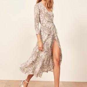 Reformation NWT Jaz dress